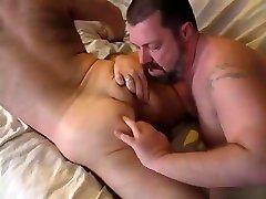 Bears Deepthroat and Fuck Hard