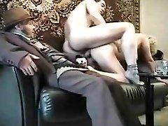 Grandpa Needs wife used in rough gangbang To Fuck Teen