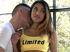 Model looking whore with small tits Roxy india oll xnxx is made for double penetration