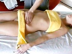 Sexy sunny liyo do pussy mīl ārstniecisko rub