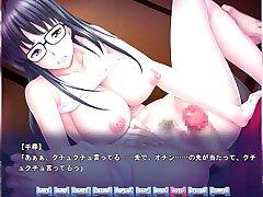 Lets Play - awek kedah menangis kena korek FIT, Episode Chihiro - Scene 4