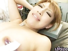 Teen Cute Asian body covered part6