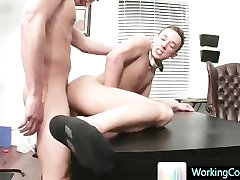 Kirk getting his anus wrecked by hard gay cock By Workingcock part5