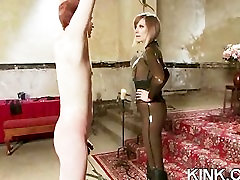 Huge tit girl in bondage nude only boy fucked