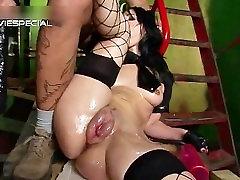 Slut with huge texas mike penis lips gets enormous part4
