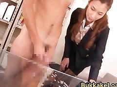 Aya is a cum loving Asian slut part4