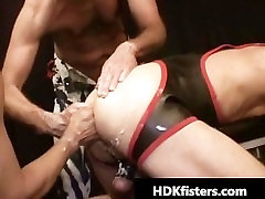 Extreme hardcore gay fisting part5