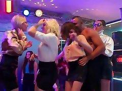 Euro brete slut Babe Spitroasted In Public