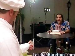 Kuum Horny Lesbi Babes Köniinsä part6