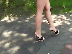 BBC interracial footjob, feet and emilia pantyhose film amateur tube video COMPILATION LittleMiss25