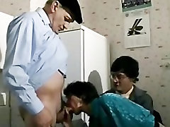 1 Top Online Hookup Site : EjustHookup.com - Papy And The BI Couple