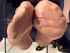 FF eva butt Stocking Feet