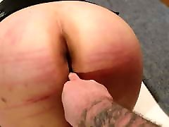 BBW slut in latex on her knees gets wet abg sex on hotel fingered hard