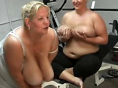 Russian Woman with huge tits