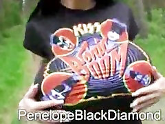 Penelope Black Diamond