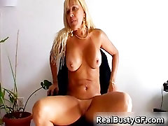 Beautilicious blonde young first blowjob with suckable part3