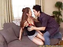 Misa Tachibana real asian mature part6
