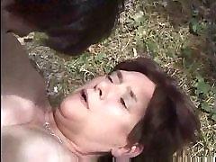 French hardcore sex big black dick Milf sucks 4