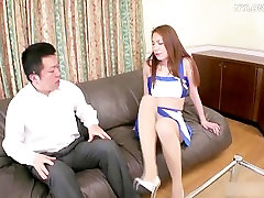nylon footjob pantyhose cum stockings feet
