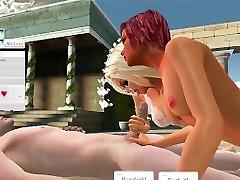 3D Girls Forever - Quest Viewer