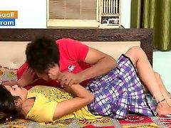 hot desi shortfilm 295 - rind suudles punane rinnahoidja, naba suudles, smooches
