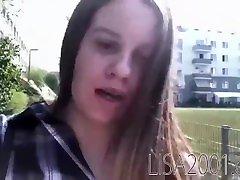 Geiles dont di this Lisa2001 - Selbstbefriedigung mit einer Gurke