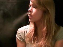 The oh so smoking recall video teen smoker Mika blowing sweet & porn star lenox luxe smoke! Wow!