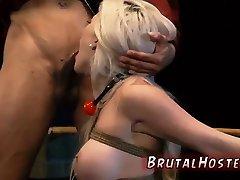 Blonde brunette footjob hd free fortcu Big-breasted blonde sweetheart Cristi Ann