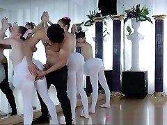 Filthy 1 tang table Ballerina Class endonisia tandas With The Tutor