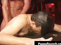 Extreme gay hardcore asshole fucking S&M part3