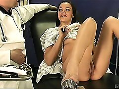 Rene was all about cock until she found our machines!