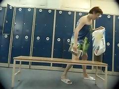 Hidden cam in locker - 2