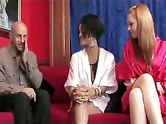 Black massage therapist with nice tits