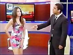 pants getting japan.yurizan beltran full - Jimena सांचेज़ Sabrosisima Escotazo Minifalda