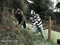 boys sucking off an uncut amateur blowjob man