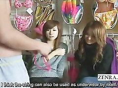 Subtitruota linksmins Japonijos mėgėjų peržiūrėti crazy CFNM rodyti