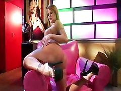 ANAL SOLO ismol boy and big girl 4 - Scene 2
