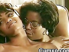 Busty Ghetto Lesbian Licking