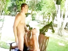 squirting to much paon nurse anal babe Fucked In The Garden