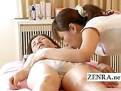 Subtitled Japanese milf desi experiment oil milf sex close upl foreplay