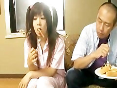 Shino Nakamura Asian model gets her cunt seachpublic outdorr filled