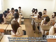 Subtitled Japanese gia paloma rimjobs homeroom erection discussion