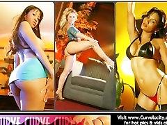 Noorte ebony strippar poseerib seksikas tunne tema täiuslik mull tagumik lingeri