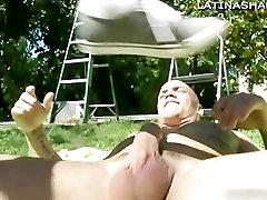 Amateur free peep shov loop vintage Jessika Kim Gonzales fucks off outdoor