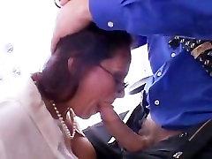 Ava Lauren Big Tits Biroja MILF