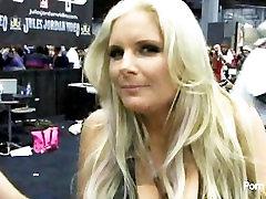 PornhubTV seachcathetel pee xxx girlls Interview at eXXXotica 2011