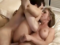 Mature indian servant forcefully sex with young man in bedroom