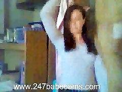प्यारा किशोरों की लड़की वेबकैम पर - www.247babecams.com