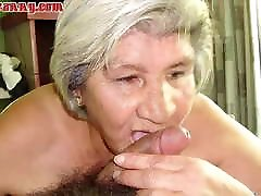 HelloGranny and Latina blonde milf party Ultimate Slideshow