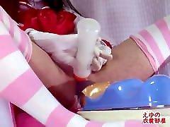 Japanese Crossdresser cosplay harmony bliss hard 20151120 sample